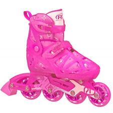 RDS Tracer Kids Adjustable Roller Blades Inline Skates Rollerblades  Us Size 2-5