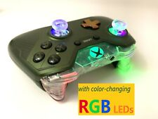 Limited Edition Halo 5 Master Chief Xbox One Controller w LEDs iPhone Android PC