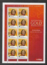 2008 Olympics No13  Mini Sheet Complete MUH/MNH from Australia Post