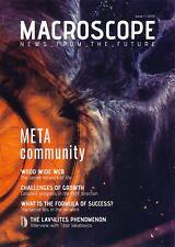 Lavylites Magazin MACROSCOPE News From The Future Englisch Ausgabe 1-2019 neuw.
