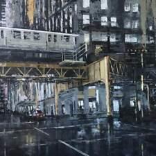 """""""Wells Street, Chicago"""" by Jose Martinez"""