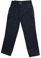 Mens Cargo Trousers Pants Combats Knee Pad Pockets Workwear + Knee Pad  32-42''