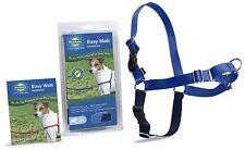 PetSafe Easy Walk Dog Harness Adjustable High-Quality Nylon Safe Small Blue