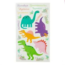 Sass & Belle ROARSOME DINOSAURS Wall Stickers Vinyl Child Bedroom Playroom