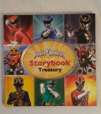 Power Rangers Megaforce Storybook Treasury Hardcover Samurai English 2013