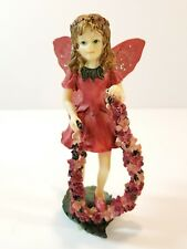 Skipping Fairy by Dezine The Fairy Collection w box & Coa 1995