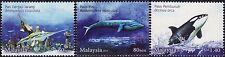 Malaysia 2015 Endangered Marine Life MNH