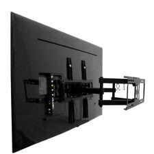 LED LCD Wandhalterung Halterung Drehbar & Voll Beweglich f. Samsung UE40D8090