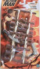 "ACTION MAN - ""JUNGLE BRIDGE KIT (scala e armi)"" - HASBRO-Anno 1999"
