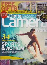 DIGITAL CAMERA WORLD MAGAZINE UK #180 AUG 2016, WITH FREE GIFTS SEALED.