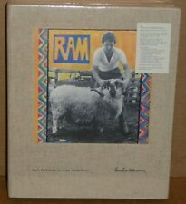 Paul McCartney Ram Archive Collection NUMBERED Box Set Beatles SEALED NEW deluxe