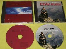 Robert Miles Dreamland ft Children & Deniro Peak Rush 2 CD Albums Dance Trance