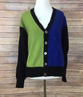 Neiman Marcus Cashmere Cardigan Sweater (Size S)