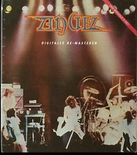 Angel Live Without A Net CD new