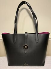 Beautiful Authentic Kate Spade Large Leather Tote Shoulder Bag