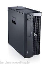 DELL Precision T3600 Quad Core e5-1620 3.6ghz 16gb 500GB SSD FX4800 WIN10 PRO