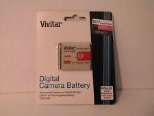 Vivitar Digital Camera Replacement Battery For Sony NP-BG1