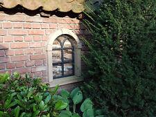 Gotikfenster, Gussfenster, Spiegel, Halbkreis, Eisenfenster, Stallfenster,