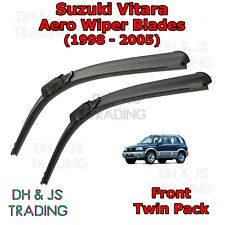 (98-05) Suzuki Grand Vitara Aero Wiper Blades  Front Windscreen Flat Blade Wiper