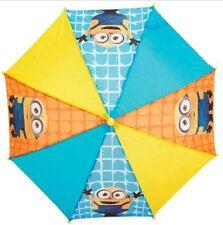 Minions Ombrello automatico Originale bimbo bambina parapioggia