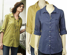 White Stuff Cotton Spotted Tops & Shirts for Women