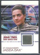 Quotable Star Trek DS9 Costume Card C12 Lt Jadzia Dax