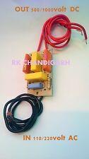 High Voltage generator voltage multiplier for flying insect killers DC spark DIY