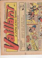 VAILLANT n°71 du 19 septembre 1946. TB