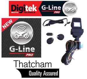 Digitek G-Line Pro Motorcycle Thatcham Category 1 Alarm and Immobiliser