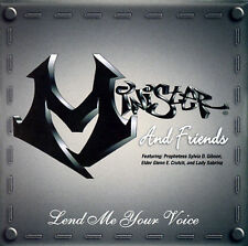 Lend Me Your Voice 2004 by Minister & Friends