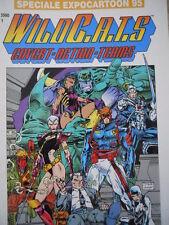 WILDC.A.T.S. n°1 - Speciale Expocartoon 95 ed. Star Comics  [G.164]