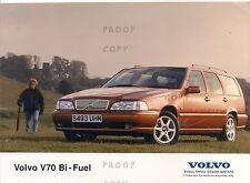 VOLVO V70 Bi-Fuel  PRESS PHOTOS   ***POST FREE UK ***