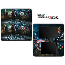 Vinyl Skin Decal Cover for Nintendo New 3DS - Avengers
