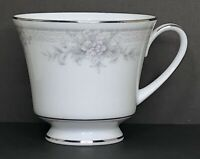 """Noritake Legendary SWEET LEILANI (3482) 3"""" Footed Cup - Philippines EUC"""