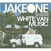 Jake One - White Van Music 2 x CD NEW & Sealed Rhymesayers + instrumentals