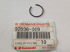 Fermo spinotto -  CIRCLIP PISTON PIN - Kawasaki  NOS: 92036-008