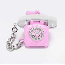 Dollmore BJD 1/12 doll accessory Mini Telephone B type (Pink)
