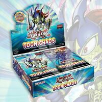 Toon Chaos Booster Box | YuGiOh - FACTORY SEALED!