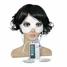 New Frequency Therapy Digital Pain Relieve Massager Machine With Eye Massage Pad