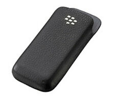 BlackBerry Pearl 3g 9100 / 9105 Series Leather Pocket Pouch - Hdw-29891-001