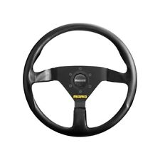"MOMO Steering Wheel Mod 78 Black Leather 320mm  R1909/33L ""US Dealer"""