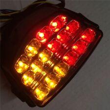 For Brake Tail lights For 2008-2012 CBR 1000RR CBR1000RR RR Fireblade Smoke LED