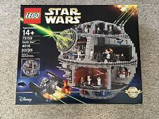 LEGO Death Star 75159 Opened Used w/ Most Minifigs Removed