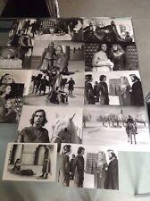 PERCEVAL LE GALLOIS - LOT 14 PHOTOS- Éric ROHMER, LUCCHINI, DUSSOLIER, BARRAULT