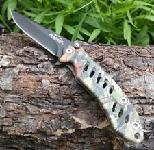 """6"""" Remington Sportsman Series FAST Fast Action Soft Touch Camo Pocket Knife"""
