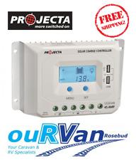 PROJECTA SC245 12-24V 45 AMP 4 STAGE AUTOMATIC SOLAR CONTROLLER CARAVAN RV