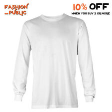 e42776059 AAA 1304 MEN CASUAL LONG SLEEVE T SHIRT PLAIN SHIRTS.