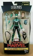 "MARVEL LEGENDS SERIES CAPTAIN MARVEL STARFORCE Exclusive 7"" IN STOCK HASBRO"