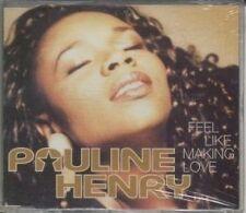 Pauline Henry Feel like making love (1993) [Maxi-CD]