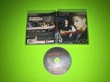 Prison Break The Conspiracy PlayStation 3 PS3 PrisonBreak TESTED VERY NICE